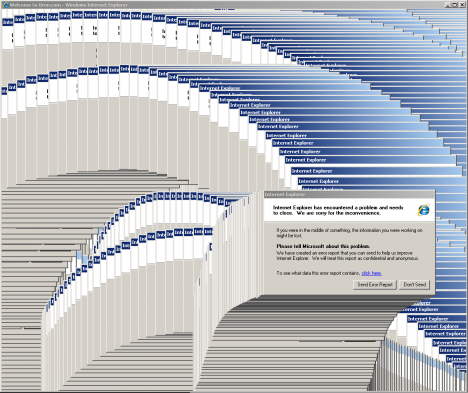 IE kan coola grejer som ej Chrome och Firefox kan
