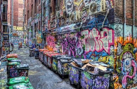 Graffitität gränd