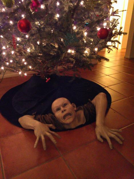 Bästa julgransmattan