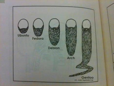 Linux-skägg