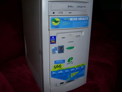 Denna dator blir aldrig omodern!