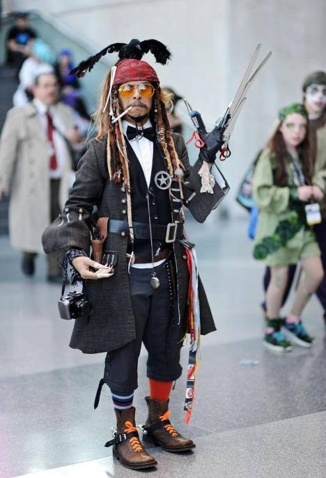 Johnny Depp, Johnny Depp, Johnny Depp, Johnny...