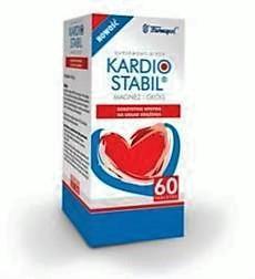 Kardiostabil - hagtornstabletter