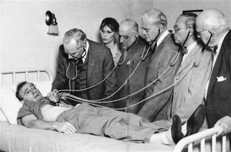Läkekonsten går framåt...