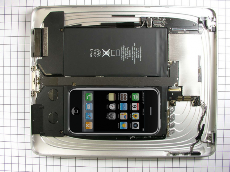 iPad isärplockad - igen