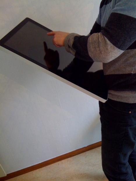 Apple släpper ny iPad med större skärm